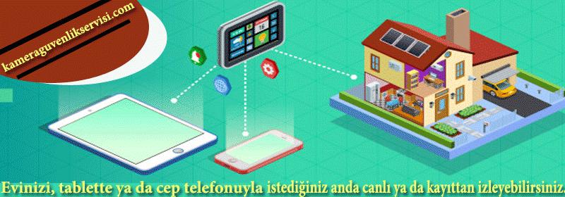 Ataşehir güvenlik kamera servisi ev kamera kurulumu