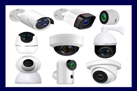 Ataşehir güvenlik kamera servisi güvenlik kamerası çeştileri
