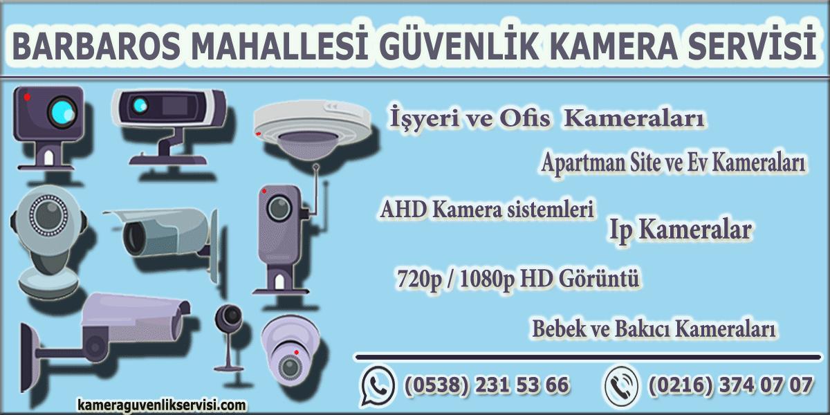ataşehir barbaros mahallesi güvenlik kamera servisi kameraguvenlikservisi.com