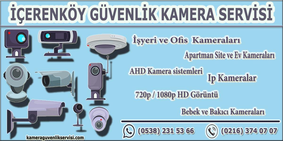ataşehir içerenköy güvenlik kamera servisi kameraguvenlikservisi.com