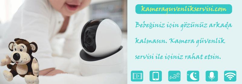 kartal bebek ve bebek bakıcı kamerası kameraguvenlikservisi.com