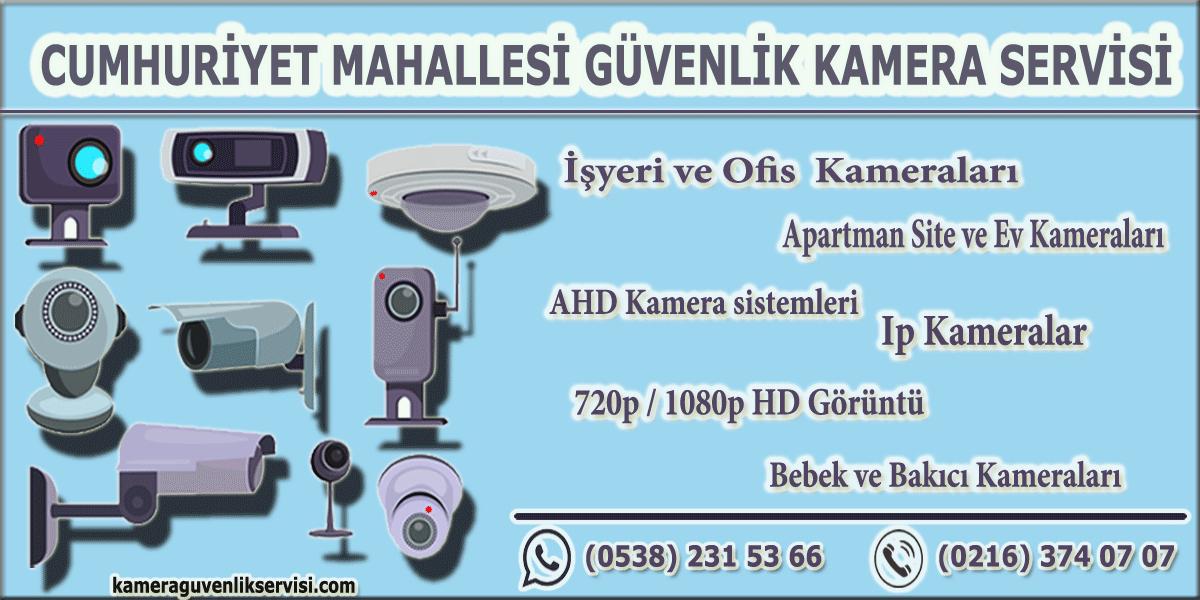kartal cumhuriyet mahallesi güvenlik kamera servisi kameraguvenlikservisi.com