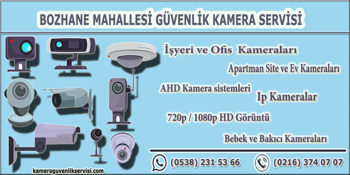 beykoz bozhane mahallesi güvenlik kamera servisi kameraguvenlikservisi.com