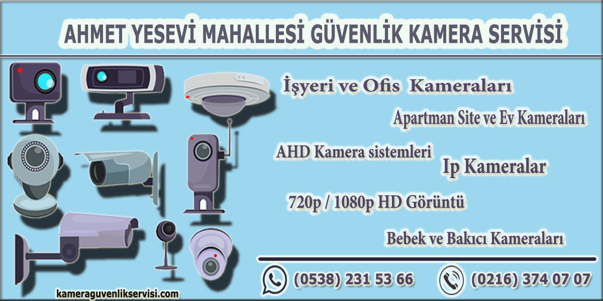 sultanbeyli ahmet yesevi mahallesi güvenlik kamera servisi kameraguvenlikservisi.com
